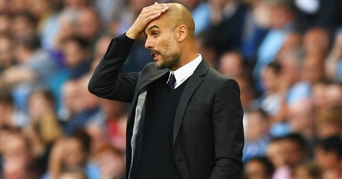 Pep Guardiola: Turned down United