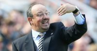 Rafael Benitez: Expected to dominate with Newcastle