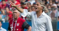 Roberto Mancini: 'Waiting in the wings'