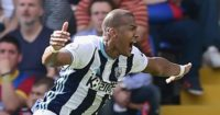 Salomon Rondon: Scores late for Baggies