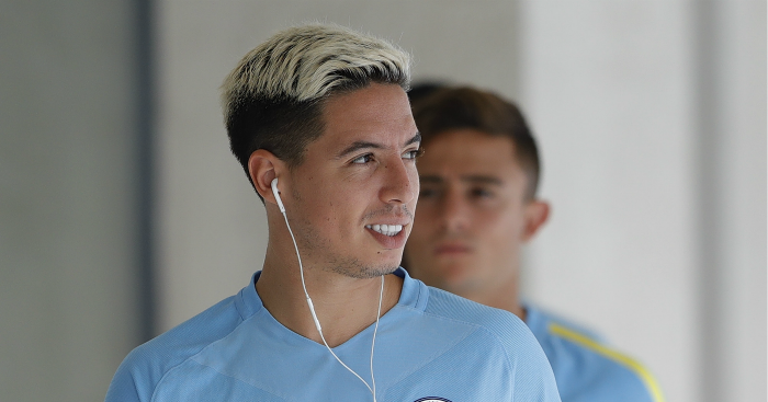 Samir Nasri: Could leave City this summer