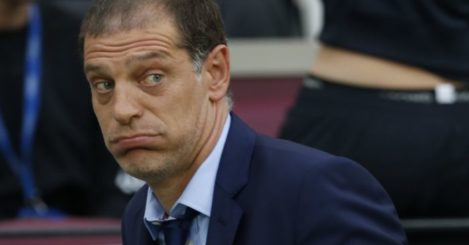 Slaven Bilic: Closing in on another new signing