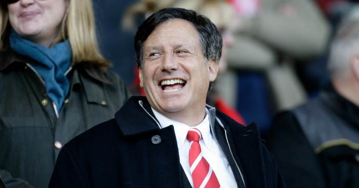 Tom Werner Liverpool TEAMtalk