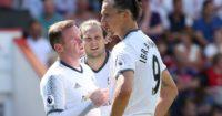 Zlatan Ibrahimovic: Caught the eye on PL debut