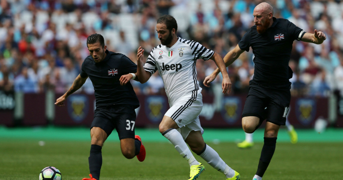 West Ham: Fall to defeat in official opener