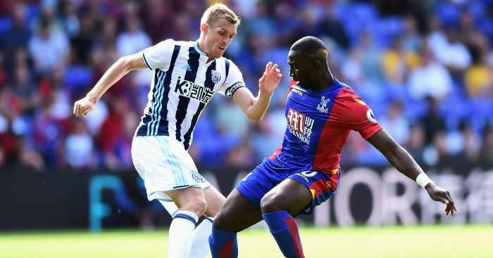 Yannick Bolasie: Attacker could have played last Palace match