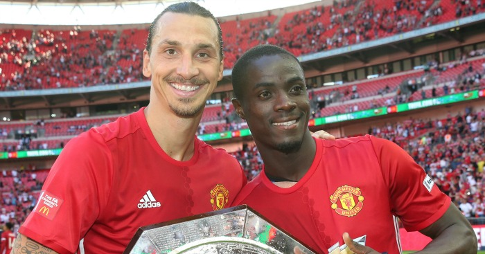 Zlatan & Eric Bailly: Two of Man Utd's new additions