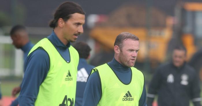 Zlatan Ibrahimovic: Big fan of Rooney