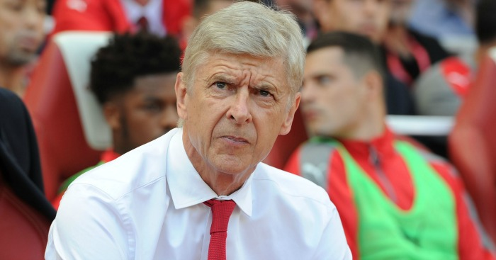 Arsene Wenger: Linked with England job once again