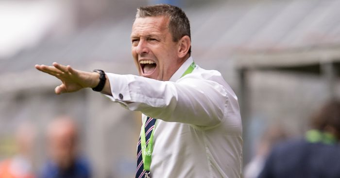 Aidy Boothroyd: Steps up to U21 team