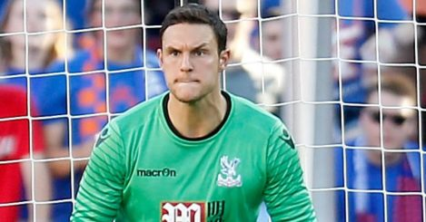 Alex McCarthy: Joins England squad