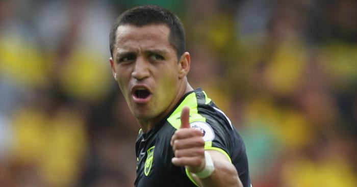 Alexis Sanchez: Linked with Juventus