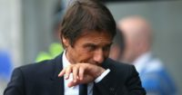 Antonio Conte: Keen to switch to a 3-4-3