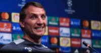 Brendan Rodgers: Refusing to panic