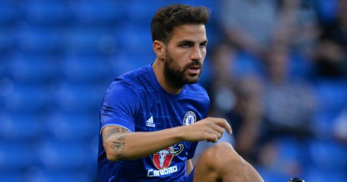 Cesc Fabregas: Future at Chelsea under the spotlight