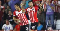 Charlie Austin: Double inspires Saints to win
