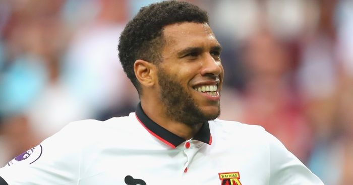 Etienne Capoue: On target again for Watford