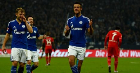 Franco Di Santo: Striker opted to stay at Schalke