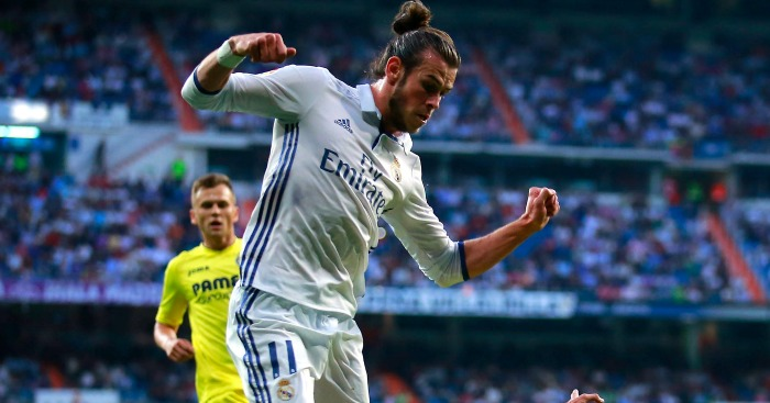 Gareth Bale: Not happy in Madrid