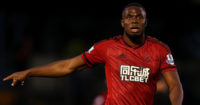 Victor Anichebe: Reunited with David Moyes