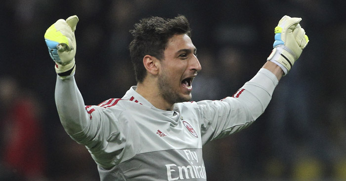 Gianluigi Donnarumma: Not interested in Chelsea switch?