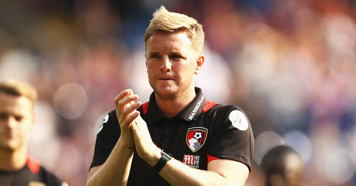 "Eddie Howe: ""Does not excite"" Arsenal fans"