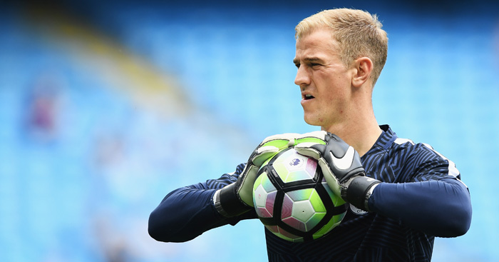 Joe Hart: England position questioned by Shilton