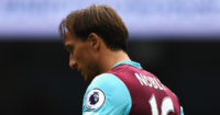 Mark Noble: Concerned by West Ham's poor start to season