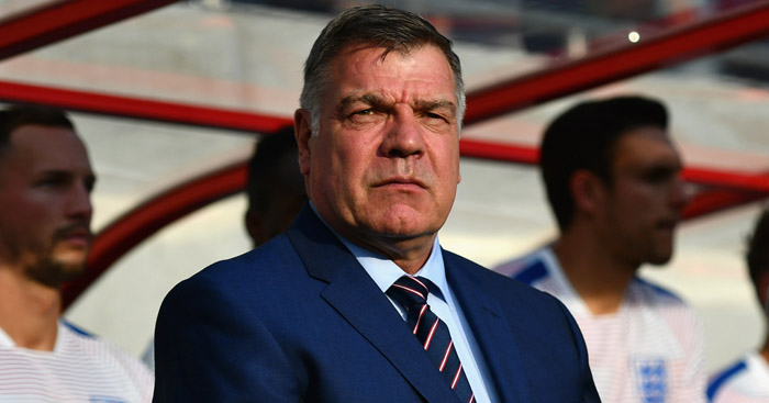 Sam Allardyce: Wants the country to trust Wayne Rooney
