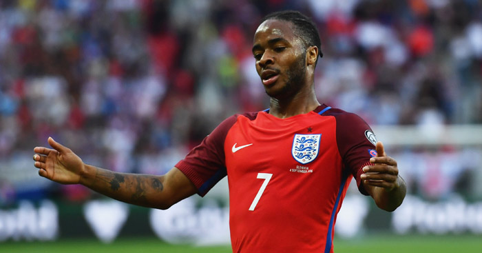 Raheem Sterling: Unable to inspire England breakthrough