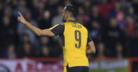 Lucas Perez: Considering Arsenal exit