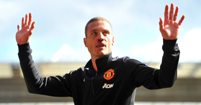 Vidic names two Liverpool stars among four toughest opponents