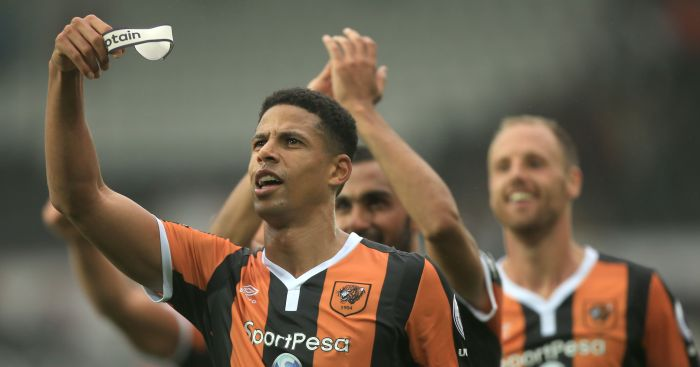 Curtis Davies: Fearing the worst