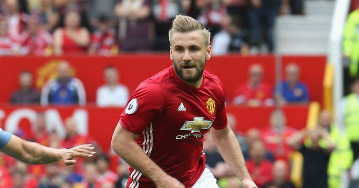 Luke Shaw: Must work for United future