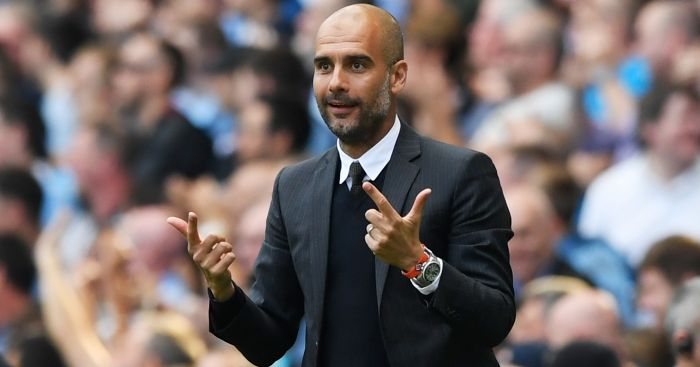 Pep Guardiola: Pleased with Man City performance