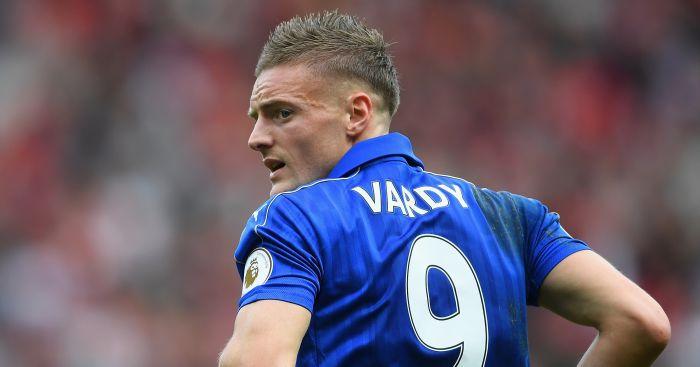 Jamie Vardy: Striker engulfed in racism row last year