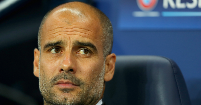 Pep Guardiola: Plea to City fans