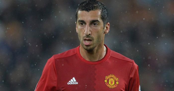 Henrikh Mkhitaryan: Backed for United success