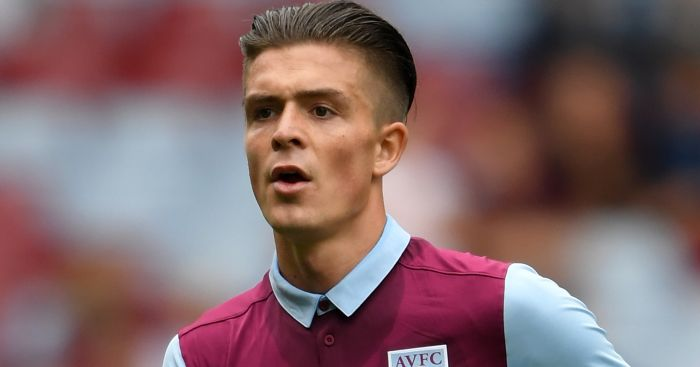 Jack Grealish: Dearly loves Aston Villa
