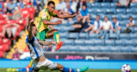 Jacob Murphy: Attacker in action this season