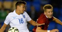 Jakub Jankto: In action against England U20s