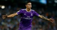 James Rodriguez: West Ham target