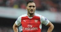 Lucas Perez: Tough time at Arsenal