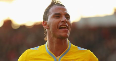 Marouane Chamakh: on trial with West Brom