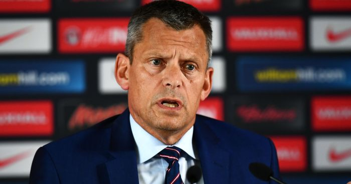 Martin Glenn: FA chief exec happy with figures
