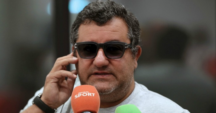 Mino Raiola: Challenges Arsenal to spend