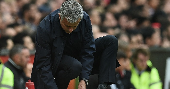 Jose Mourinho: Took the blame