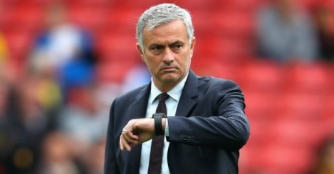 Jose Mourinho: As short as 16/1 to get the boot first