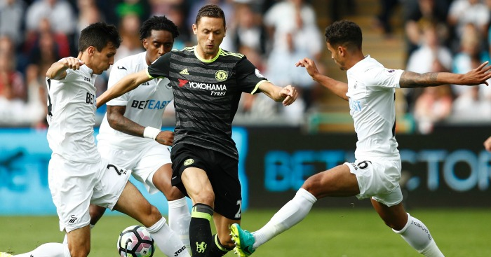 Nemanja Matic: Thinks Chelsea can fight for the title