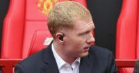 Paul Scholes: Praise for Wayne Rooney
